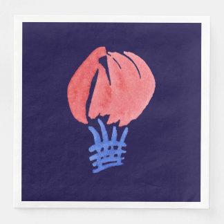 Air Balloon Dinner Paper Napkins