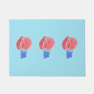 Air Balloon Door Mat