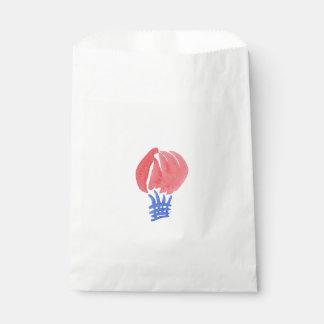Air Balloon Favor Bag