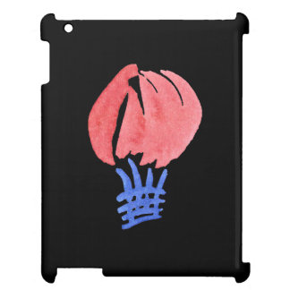 Air Balloon Glossy iPad Case