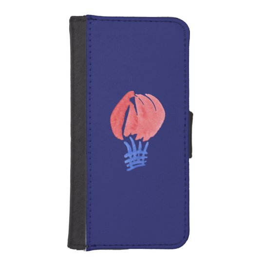 Air Balloon iPhone 5/5s Wallet Case Phone Wallet Cases