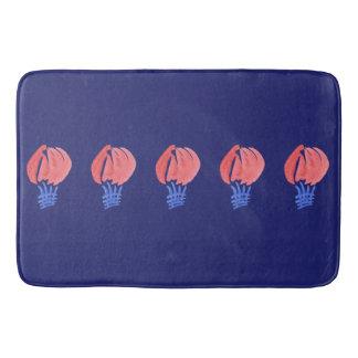 Air Balloon Large Bath Mat