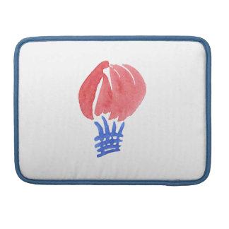 Air Balloon Macbook Pro 13'' Sleeve