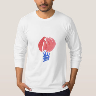 Air Balloon Men's Jersey Long Sleeve T-Shirt