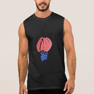 Air Balloon Men's Sleeveless T-Shirt
