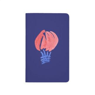 Air Balloon Pocket Journal
