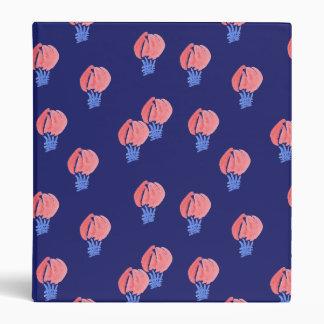 Air Balloons 1'' Binder