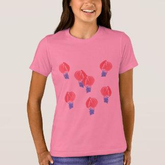 Air Balloons Girls' Crew T-Shirt