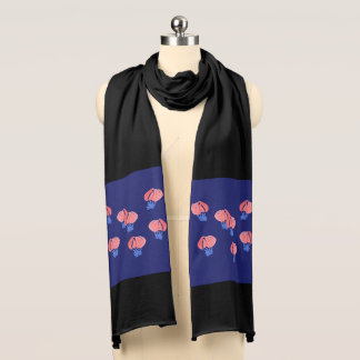 Air Balloons Jersey Scarf