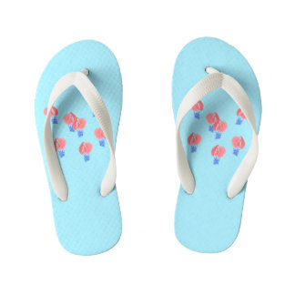 Air Balloons Kids' Flip Flops
