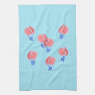 Air Balloons Kitchen Towel