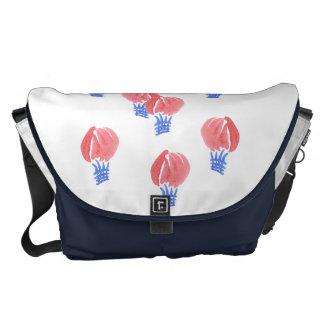 Air Balloons Large Messenger Bag
