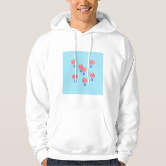 Air Balloons Men's Hooded Sweatshirt