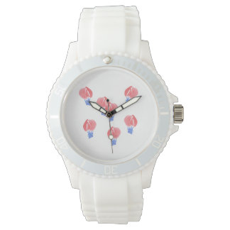 Air Balloons Women's Silicon Watch