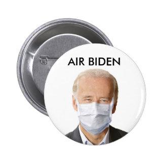 AIR BIDEN 2 INCH ROUND BUTTON