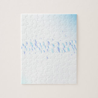 Air Bubbles On Water Jigsaw Puzzle