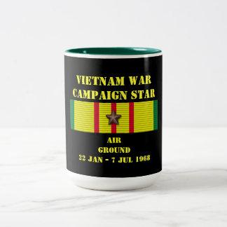 Air/campagne au sol tasse à café