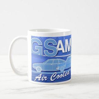 """Air Cooled"" Citroen Cars Mug"