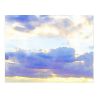 AIR Element Skyscape Postcard