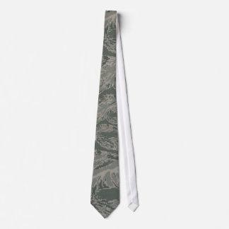 Air Force ABU Camouflage Custom Neckties
