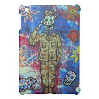 AIR FORCE ARMY DIA DE LOS MUERTOS iPad MINI COVER