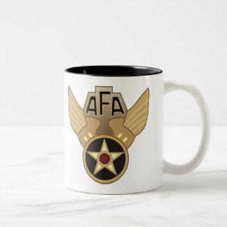 Air Force Association Two-Tone Coffee Mug