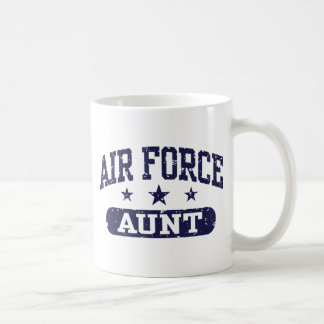 Air Force Aunt Mugs