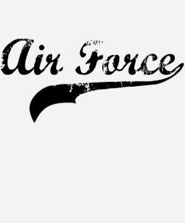 Air Force Baseball Style Tshirts