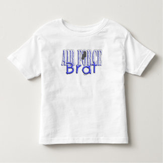 Air Force Brat blue T Shirt