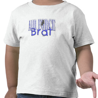 Air Force Brat blue Tee Shirts
