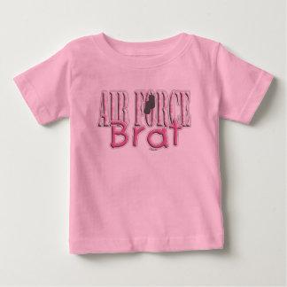 Air Force Brat pink Tee Shirts