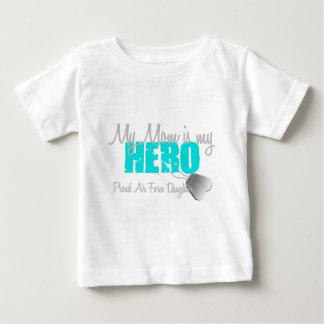 Air Force Daughter My Mom Hero Tee Shirts