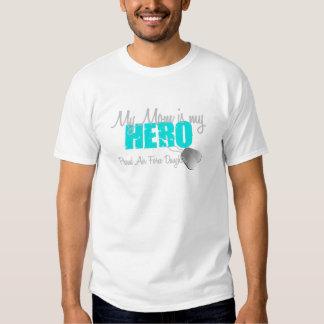 Air Force Daughter My Mom Hero Tshirts