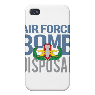Air Force EOD iPhone 4 Covers
