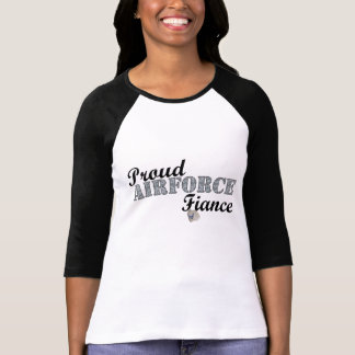 Air Force Fiance Tees