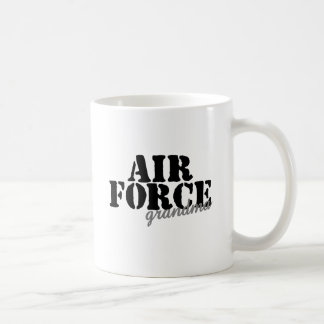 Air Force Grandma Coffee Mug