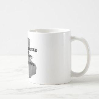Air Force Grandpa CB Granddaughter Coffee Mug