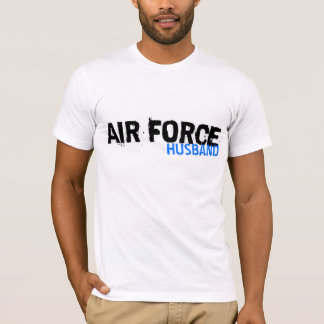 Air Force Husband Tshirt