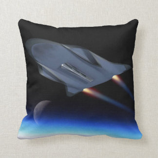 Air Force Hypersonic Cruise Vehicle Artist Concept Throw Pillow
