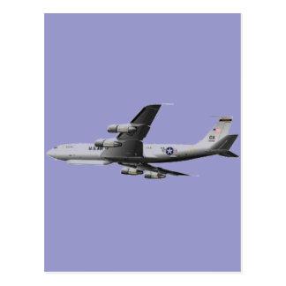 AIR FORCE JET AIRCRAFT POSTCARD