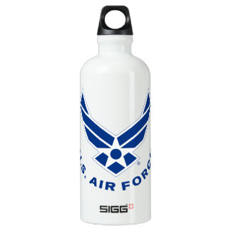 Air Force Logo - Blue