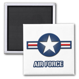 Air Force Logo Magnet