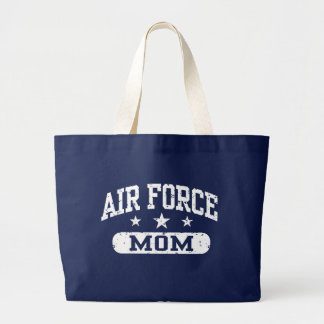 Air Force Mom Canvas Bags