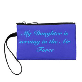 Air Force  Mom Coin Purse