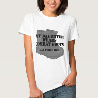 Air Force Mom Daughter CB Shirts