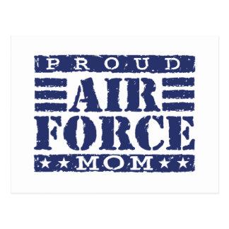 Air Force Mom Postcard