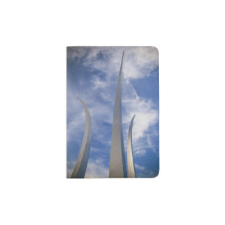 Air Force Monument DC Passport Holder