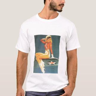 Air Force Pin-Up T-Shirt