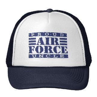 Air Force Uncle Mesh Hat