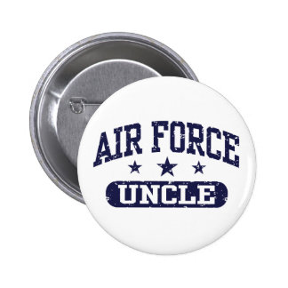 Air Force Uncle Pinback Buttons